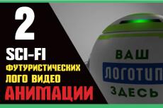 Создам реальное видео для фейсбук обложки с вашим логотипом или фото 21 - kwork.ru