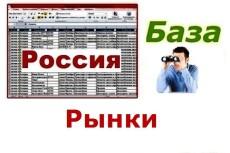 База магазинов одежды России 31 - kwork.ru