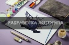 Дизайн логотипа 12 - kwork.ru