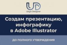 Дизайн упаковки, этикетки, графический дизайн 59 - kwork.ru