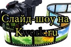 Видеомонтаж на заказ 3 - kwork.ru