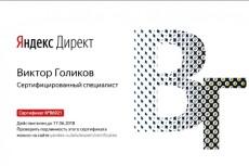 Две таргетированные рекламные компании в Facebook +6 креативов 14 - kwork.ru