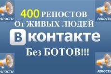 сделаю 400 заявок в друзья от реальных пользователей ВК 3 - kwork.ru