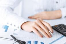 Заполнение нулевой налоговой отчетности для ООО и ИП 8 - kwork.ru