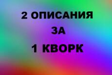 Напишу инструкцию по видео, фото или без них 4 - kwork.ru