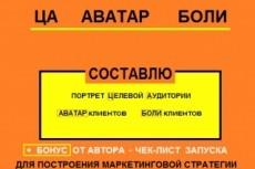 Толковое ТЗ для копирайтера 8 - kwork.ru