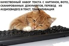 Напишу  качественный  уникальный  текст 3 - kwork.ru