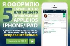 Сделаю IOS приложение для Вашего wordpress сайта 6 - kwork.ru