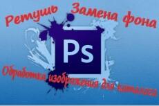 Сделаю цветокоррекцию, удаление фона,прочая работа с эффектами 22 - kwork.ru