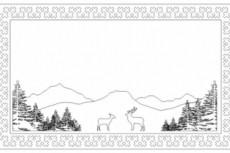 Переведу чертеж в векторный формат 20 - kwork.ru