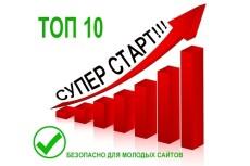 300 социальных сигналов 44 - kwork.ru