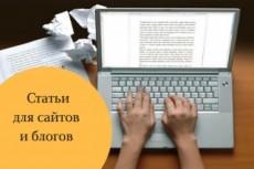 Информационные LSI, СЕО статьи для блогов 9 - kwork.ru