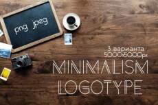Создам логотип для вашей компании, сайта или приложения 7 - kwork.ru