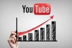 4000 просмотров на ваше видео в YouTube 18 - kwork.ru