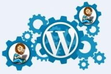 Установка WordPress на хостинг 19 - kwork.ru
