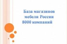 База баров России 13 - kwork.ru