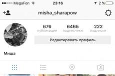 Сделаю 2000 лайков или 1000 просмотров видео в Инстаграме 3 - kwork.ru