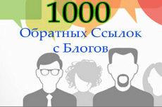 Пирамида ссылок на ваш сайт из 500 профилей и 500 сообщений на них 16 - kwork.ru