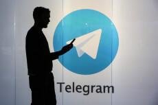 1000 подписчиков на канал, на бота, в чат Телеграм 8 - kwork.ru