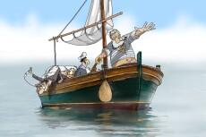Украшу текст любой тематики иллюстрацией в жанре карикатуры 99 - kwork.ru