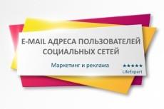 Посчитаю пересечения аудитории в каналах Telegram 16 - kwork.ru