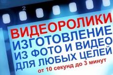 Смонтирую ролик 14 - kwork.ru