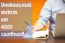 Кулинарные статьи от 3000 знаков 6 - kwork.ru