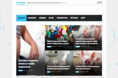 Готовый сайт строительной тематики на WordPress 19 - kwork.ru