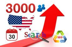 50 тысяч уникальных посетителей в течение 25 дней 32 - kwork.ru