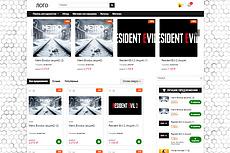 Готовый сайт с модификациями для игры 9 - kwork.ru