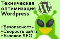 Установка автонаполнения на сайт Wordpress 18 - kwork.ru