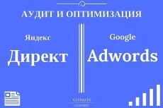 Аудит рекламной кампаний Google AdWords 17 - kwork.ru