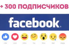 500 женщин в Вашу группу или на страницу Facebook, быстро и безопасно 12 - kwork.ru