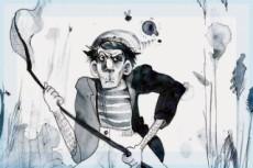Персонаж. Иллюстрации 40 - kwork.ru