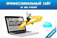 профессиональный логотип 5 - kwork.ru