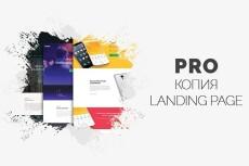 Сделаю landing page 29 - kwork.ru
