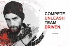 Промо ролик-Corporate Promo Slideshow 35 - kwork.ru