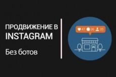 Раскрутка Инстаграм аккаунта 3 - kwork.ru