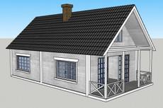3D визуализация в Sketchup 2017.3ds, skp, obj, растровые изображения 46 - kwork.ru