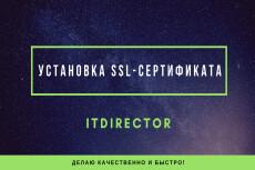 Перенос домена на новый 32 - kwork.ru