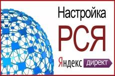 Создам и настрою РСЯ под ключ 4 - kwork.ru