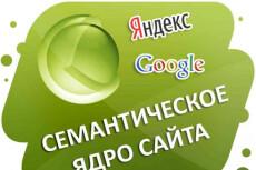 сделаю анализ сайта на самые сильные страницы для перелинковки 6 - kwork.ru
