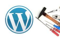 Удалю копирайт из тем WordPress, разработанных SMThemes 8 - kwork.ru