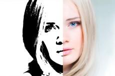 оживлю черно-белое фото 4 - kwork.ru