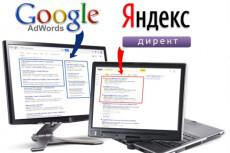 Настройка контекстной рекламы в Яндекс Директ 15 - kwork.ru