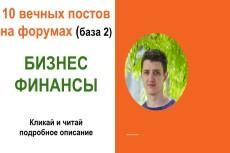 Статьи банки. Напишу статьи на тему банков 30 - kwork.ru