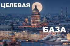 База номеров и email ресторанов, баров и мест развлечений г. Москва 16 - kwork.ru