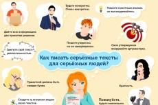 Напишу текст или несколько статей 4 - kwork.ru
