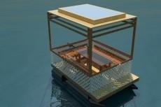Сделаю модель выставочного павильона 27 - kwork.ru