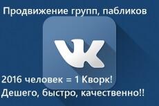 25000 уникальных посетителей 3 - kwork.ru